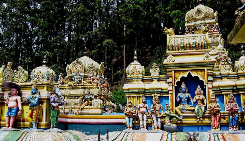 Sita Eliya Hindu Temple