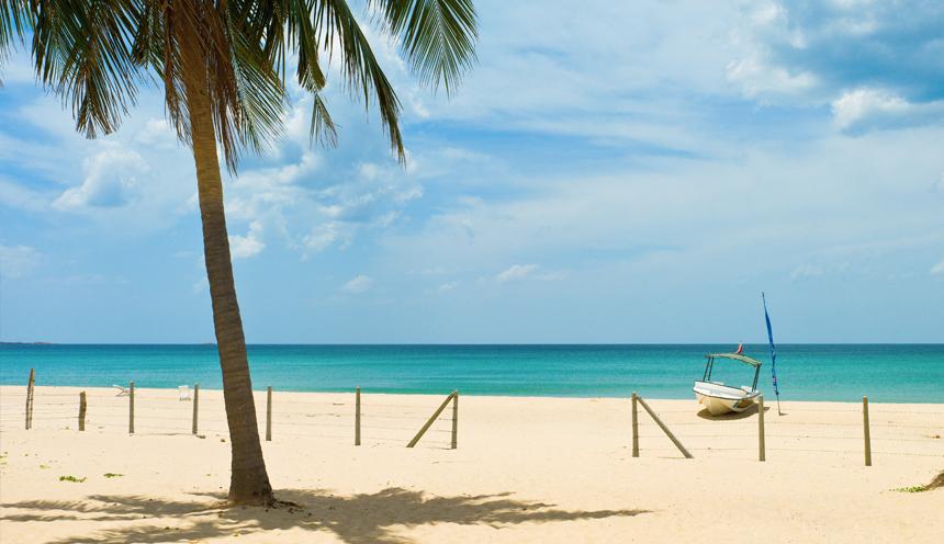 Nilaveli Beach Trincomalee